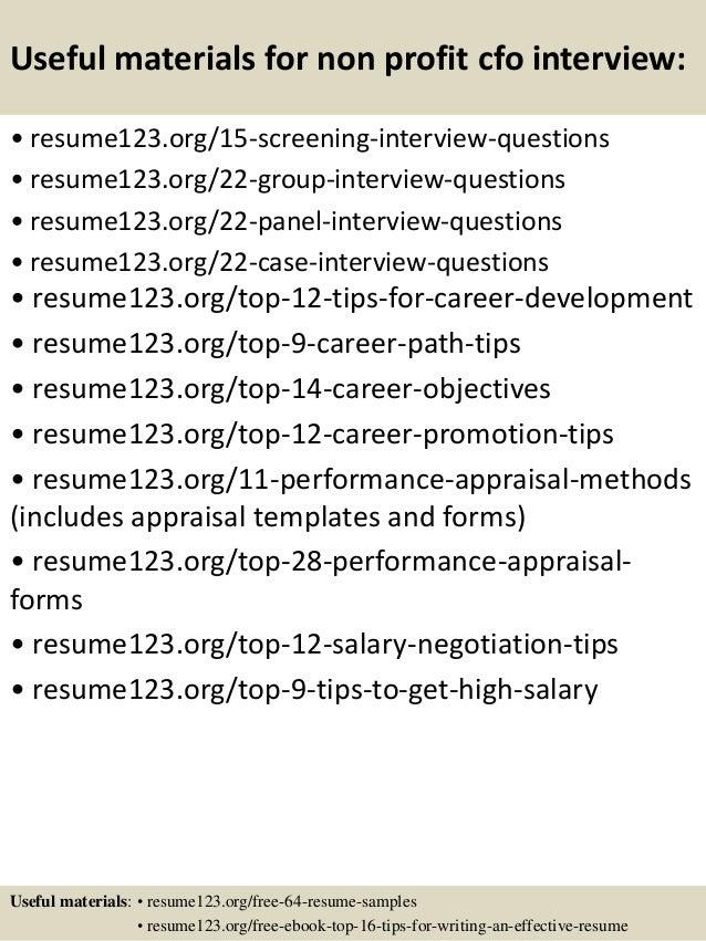sample cfo resume cfo resume examples cfo resume sample doc sample cfo resume top 8 non