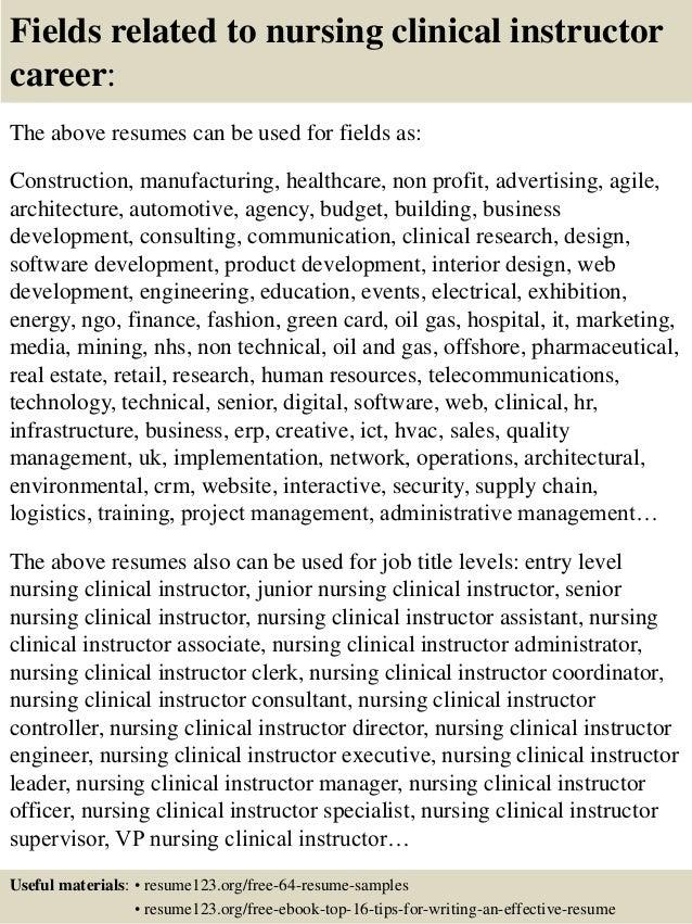 Family Nurse Practitioner Resume Samples Mr Resume  Adjunct Instructor Resume