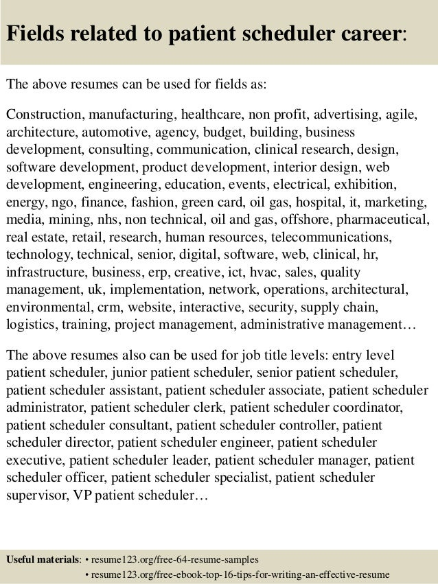 16 - What Should A Resume Look Like