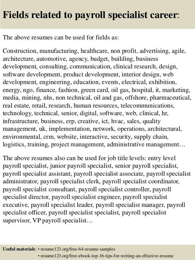 Financial Specialist Resume Sales Specialist Lewesmr