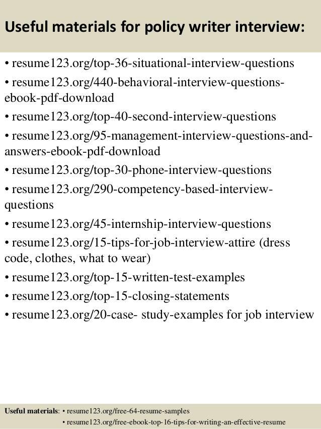 SlideShare  Writing Resume Examples