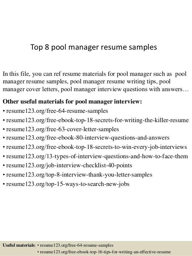 top-8-pool-manager-resume-samples-1-638.jpg?cb=1432194977