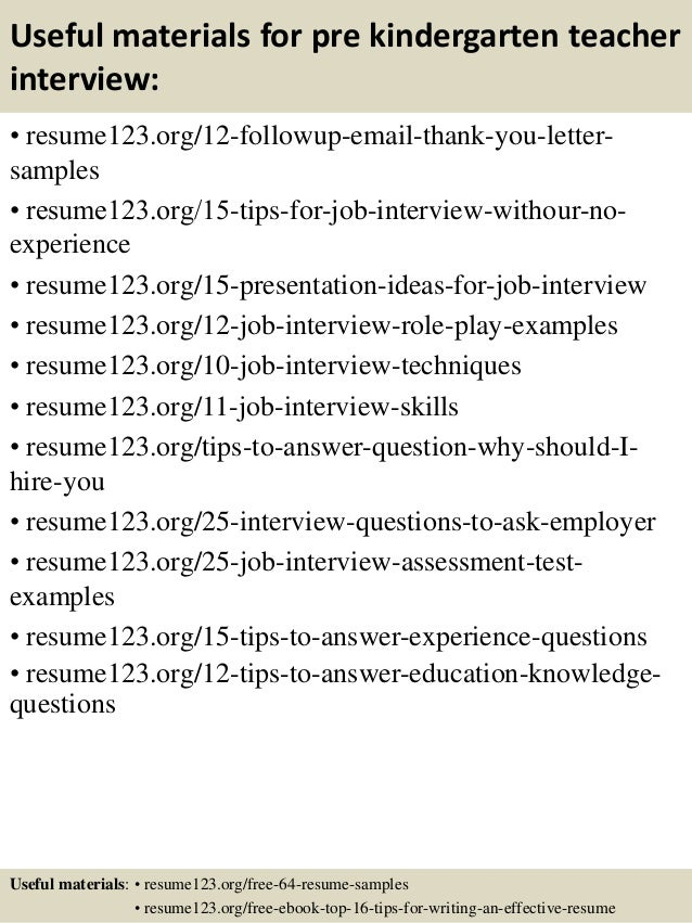sample resume for kindergarten teacher resume kindergarten