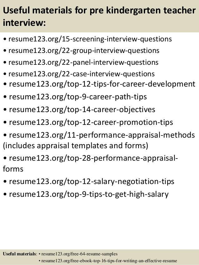 Resume For Kindergarten Teacher Zrom