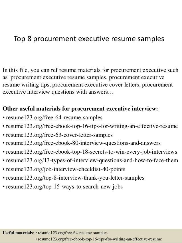 top-8-procurement-executive-resume-samples-1-638.jpg?cb=1428674510