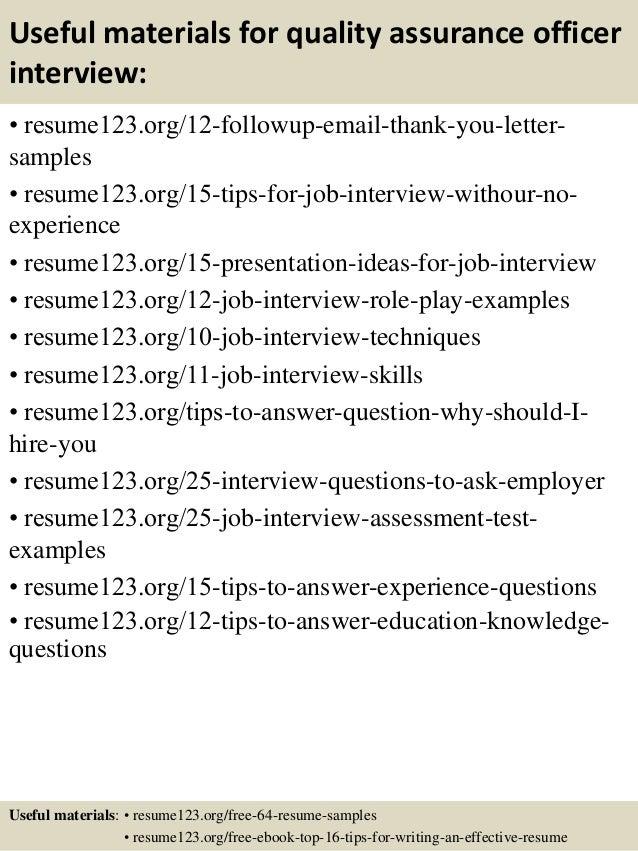 Senior Qa Software Qa Engineer Resume Samples Resume Builder Qa Manager  Resume Quality Assurance Specialist Job  Qa Manager Resume