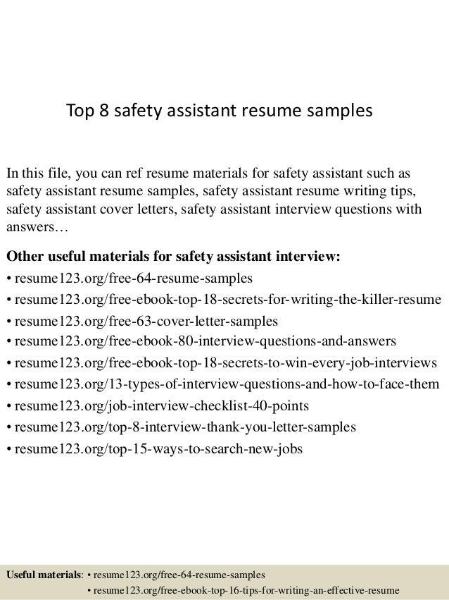 top-8-safety-assistant-resume-samples-1-638.jpg?cb=1431473520