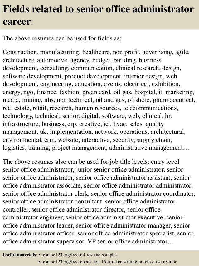 Elegant Best Office Manager Cover Letter Examples LiveCareer SlideShare Cover Letter  Introduction Letter Pinterest Letter Sample Medical
