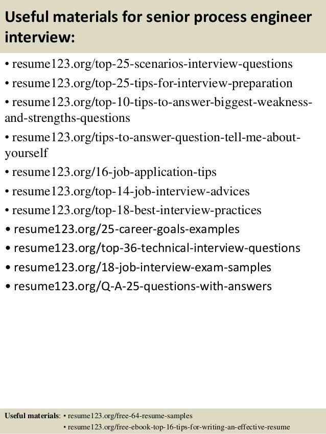 13 - Effective Resume Examples
