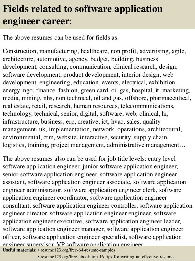software development manager resumes resume free resume images