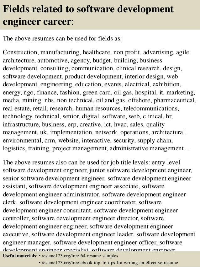 Software Developer Resume samples   VisualCV resume samples database Software Development Resume Director Software Development Resume Cover  Letter Junior Software Developer Cover Letter Examples Lighteux