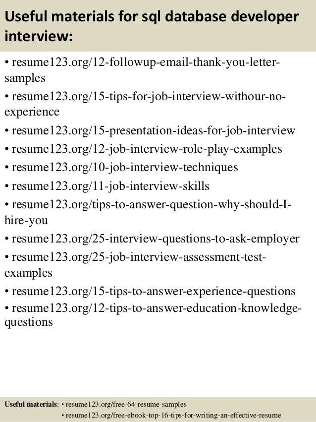 Java Web Developer Resume Sample VisualCV