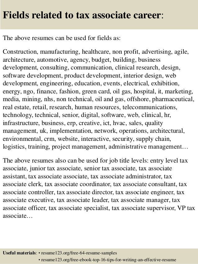 tax consultant resumes - Karis.sticken.co