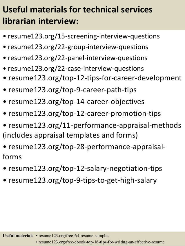top 8 technical services librarian resume samples. Resume Example. Resume CV Cover Letter