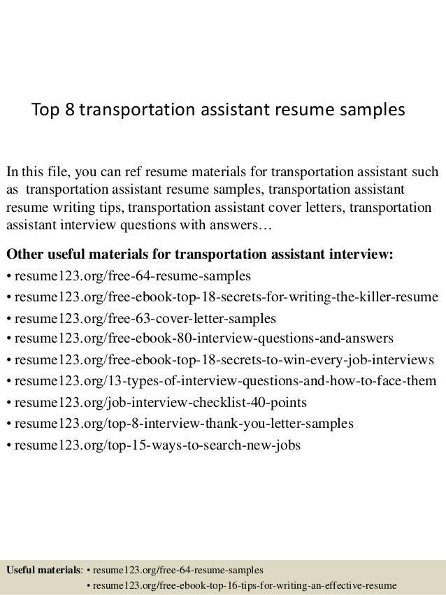 top-8-transportation-assistant-resume-samples-1-638.jpg?cb=1431510280