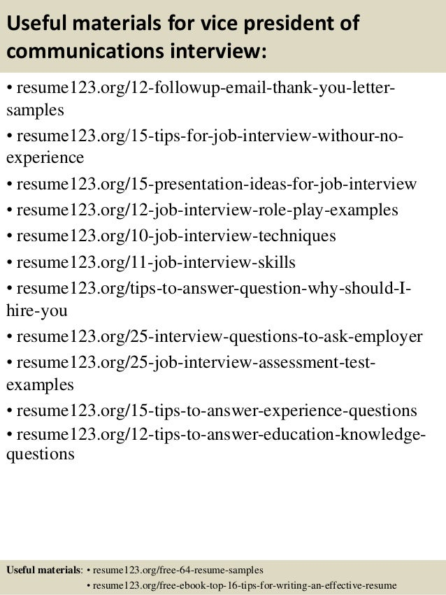 VP Of IT Resume IT Director Resume Executive Resume Writer For Pinterest  Executive Resume Examples Melbourne  Communications Director Resume