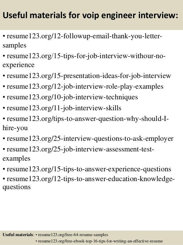 voip engineer resume sample contegri com