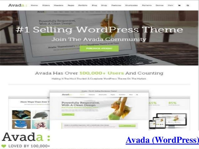 top website templates design with most popular 8 templates of the wo