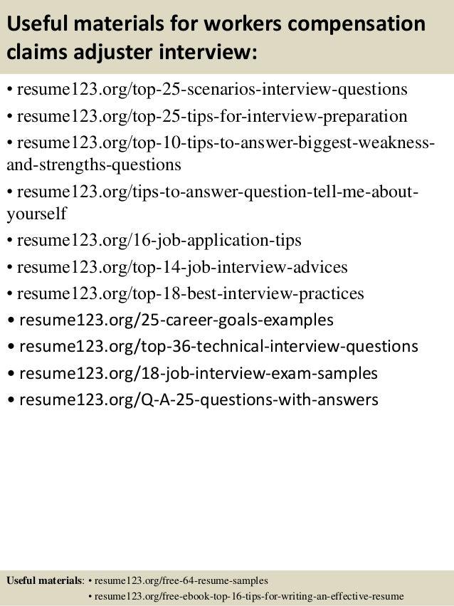 claims adjuster resume. property appraiser sample resume strong ...