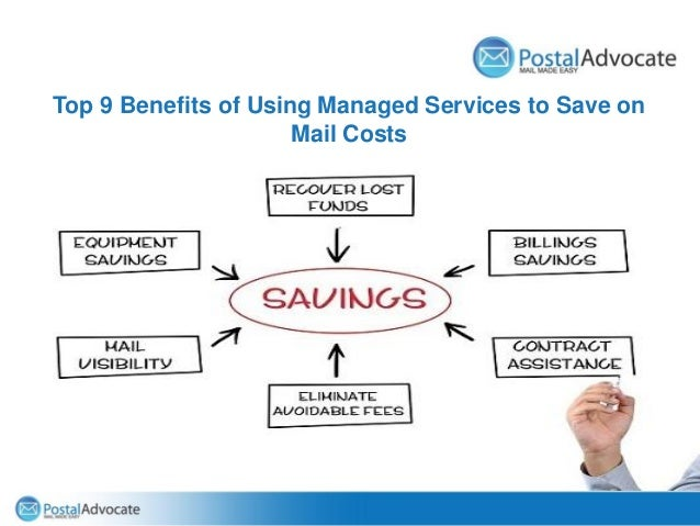 Name (18pt) Top 9 Benefits of Using Managed Services to Save on Mail Costs