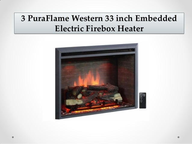 Stupendous Top 9 Best Electric Fireplace Inserts Reviews Download Free Architecture Designs Crovemadebymaigaardcom