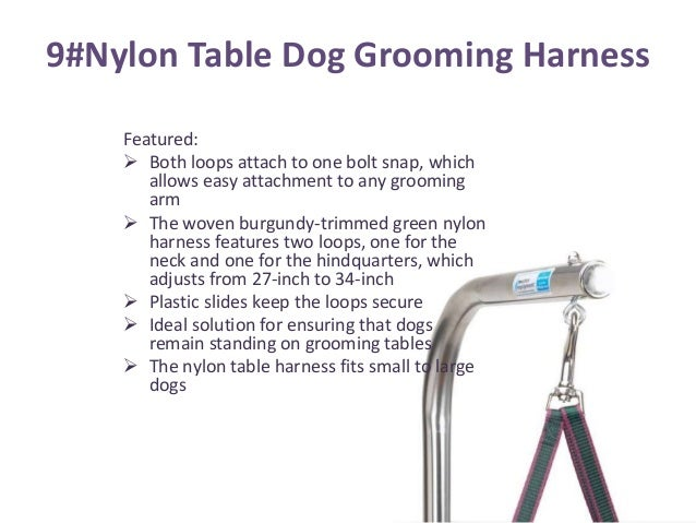 Light Weight Sturdy Small Dog Grooming Table