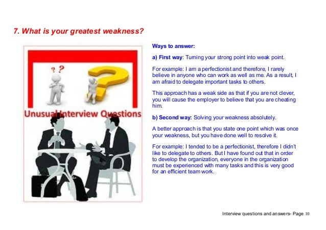 examples of answers to interview questions vatoz atozdevelopment co