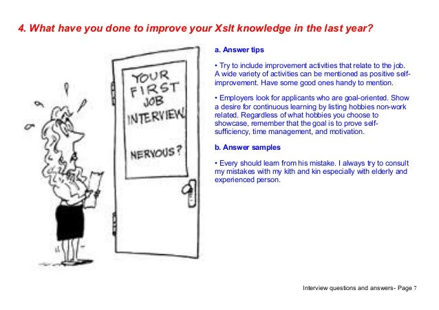 Xslt interview questions and answers