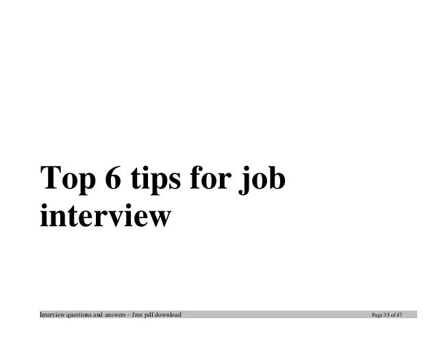 Common Teacher Interview Questions and Best Answers
