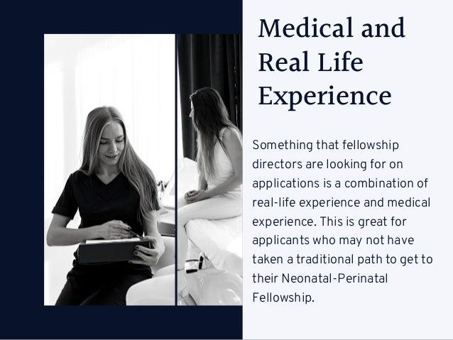 Top advice for neonatal perinatal fellows Slide 3