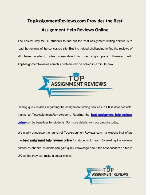 Assignment help reviews custom term paper 20