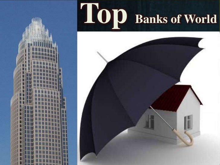 Top Banks of World