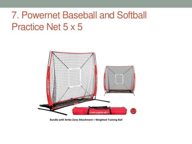 b2095e751 Powernet Baseball and Softball Practice Net 5 x 5 ...