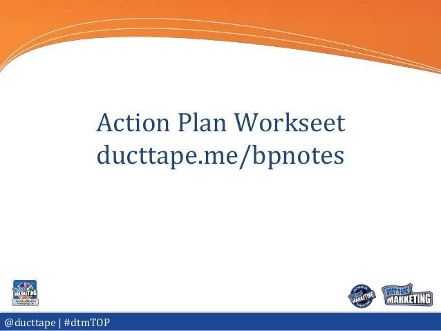 Total Online Presence Blueprint Slide 2