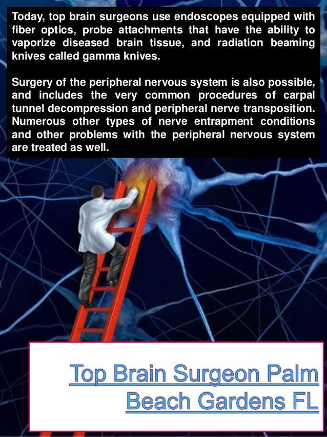 Top Brain Surgeon Palm Beach Gardens Fl