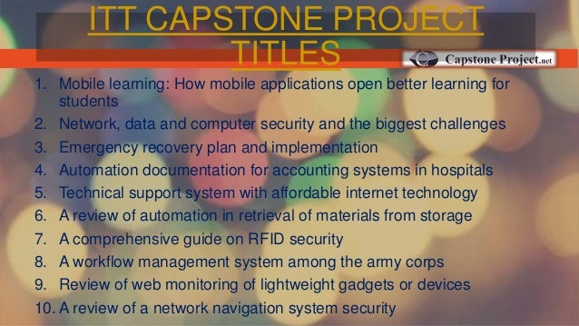 capstone project on networking Capstone capstone projects capstone projects submitting the search will reload this page and filter results below award winner 2018  facilitating alumni networking will help students access resources & feel like part of the making connections community.