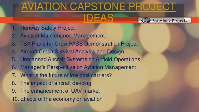 aeronautical science capstone Clearinghouse for capstone resources from erau-ww's aeronautical  department resources are for both graduate and undergraduate capstone  projects.