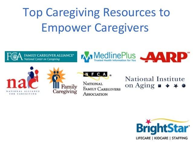 Top Caregiving Resources to     Empower Caregivers