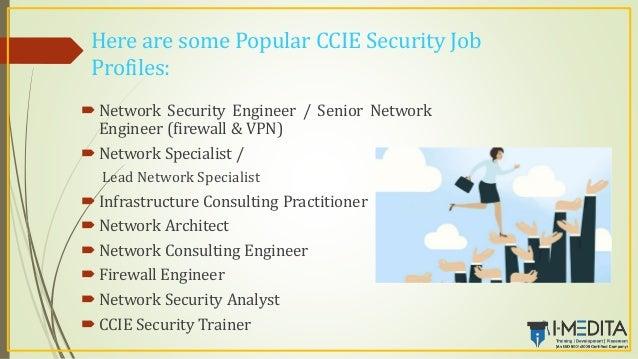 Top Ccie Security Job Profiles