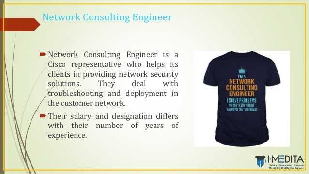 network consulting engineer - Network Consulting Engineer