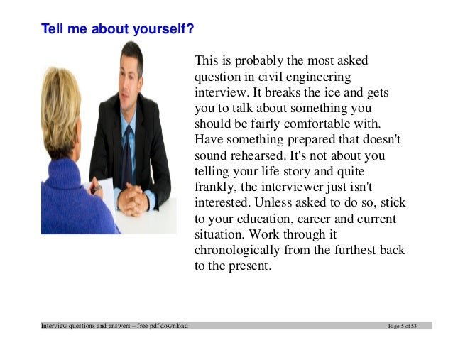 Wonderful Interview Questions ...