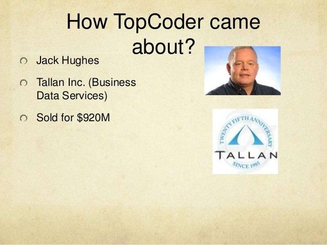 TopCoder (A): Developing Software through Crowdsourcing
