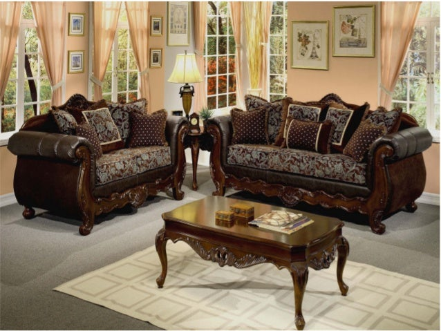 ANTIQUE LIVING ROOMANTIQUE LIVING ROOM FURNITUREFURNITURE; 3. ...