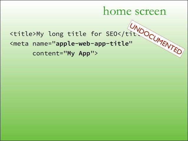 """live tile <meta name=""""msapplication-TileImage"""" content=""""tile.png""""> !  <meta name=""""msapplication-TileColor"""" content=""""#ef030..."""
