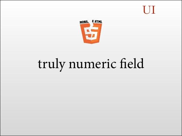 "numeric <input type=""password"" pattern=""[0-9]*"">"