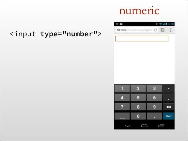 "date <input type=""date"">"