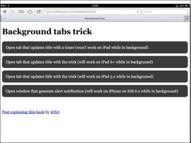 "background <meta http-equiv=""refresh"" content=""2""> !  <script> var mr = document.querySelector(""meta""); setInterval(functi..."