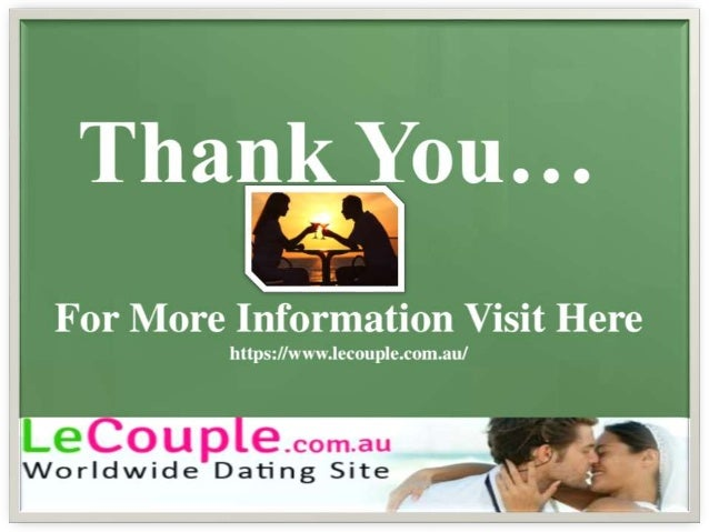Dinner Party dating Melbourne