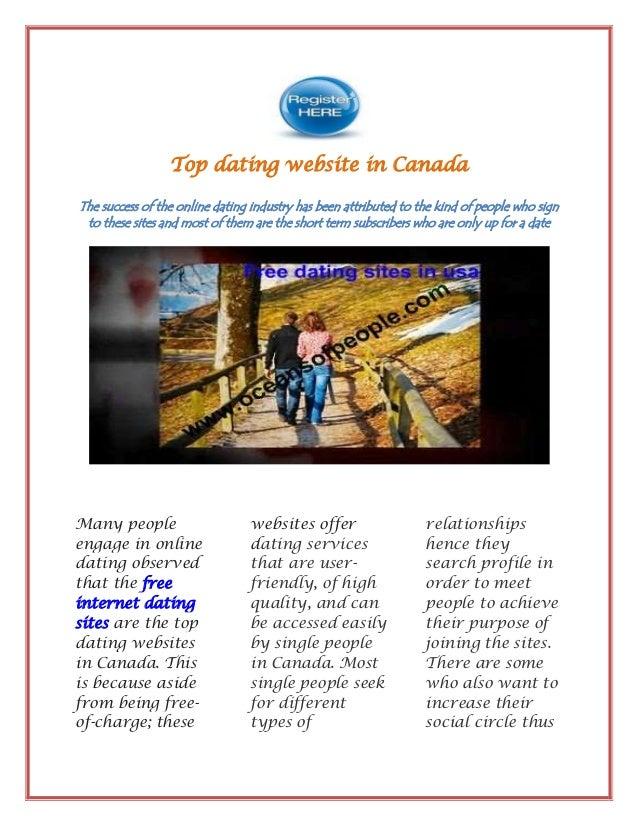 Kanada online-dating-website