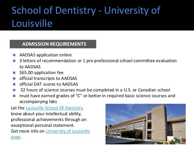 top dental schools